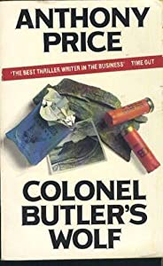 Colonel Butler's Wolf - Anthony Price