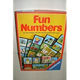 Fun Numbers- An Entertaining And Educational Number Lotto Game