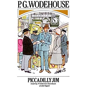 Piccadilly Jim Audiobook