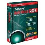 Kaspersky antivirus 2009 (3 postes, 1 an)par Kaspersky