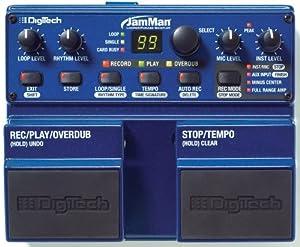 DigiTech Jamman Looper and Phrase-Sampler Pedal