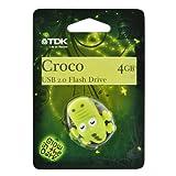 TDK Crocodile Clé USB 2.0 flash drive 4 Go