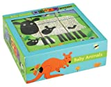 Mudpuppy Baby Animals Block Puzzle