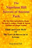 img - for Think and Grow Rich! & The Law of Success in 16 Lessons - The Napoleon Hill Success Pack! book / textbook / text book