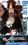 Blue exorcist, tome 5