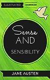 Sense and Sensibility: By  Jane Austen: Illustrated & Unabridged (Free Bonus Audiobook)