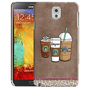 Theskinmantra Bucks Back Cover for Samsung Galaxy Note 3