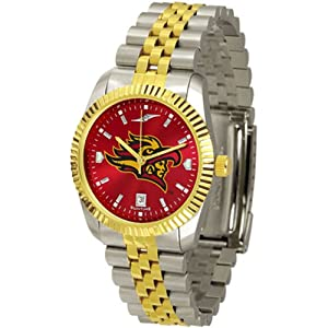 San Diego State Aztecs NCAA AnoChrome Executive Mens Watch by SunTime
