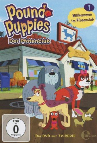 Pound Puppies - Der Pfotenclub Folge 1: Willkommen im Pfotenclub