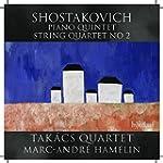 SHOSTAKOVICH. Piano Quintet. Hamelin/...