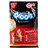 Drool Puppy Nutrition Chicken And Egg, 3.5 Kg (Free 2x100GM Gravy Pouch *for Limited Stock Only)