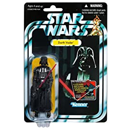 Darth Vader VC93 Star Wars Vintage Collection Action Figure