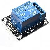 【UMKTOKYO】Arduino センサー/モジュール 5V 10A Relay Module Single 1 Channel (AD-019 1チャネルリレー モジュール)×5個