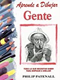 img - for Aprende a dibujar gente/ Learn how to Draw People (Spanish Edition) book / textbook / text book