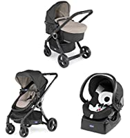 Chicco Urban Plus Travel System Dune by Chicco