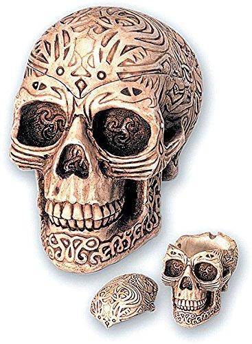 AVENUELAFAYETTE - Posacenere gotico a forma di teschio