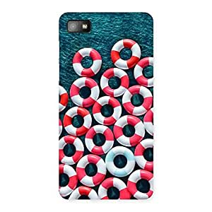 Premium Saving Sea Back Case Cover for Blackberry Z10