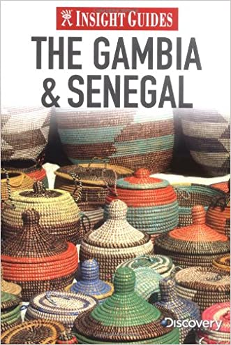 Insight Guides: Gambia & Senegal written by Insight