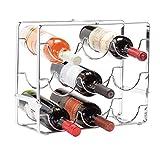 Oenophilia Swell Wine Rack - 9 Bottle