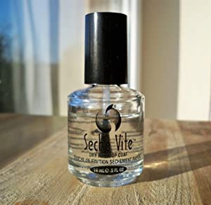 Seche Vite Dry Fast Top Coat .5 Fl Oz