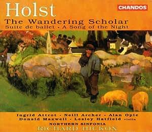 Wandering Scholar Op 50 / Suite De Ballet Op 10