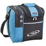 ABS ボウリング バッグ B16-300 ブルー ボール1個用バッグ ボウリング用品 ボーリング グッズ