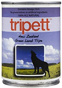 Tripett Canned Dog Food Review