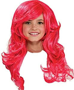 Strawberry Shortcake Child's Wig