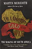 Diamonds, Gold and War (1416526374) by Martin Meredith