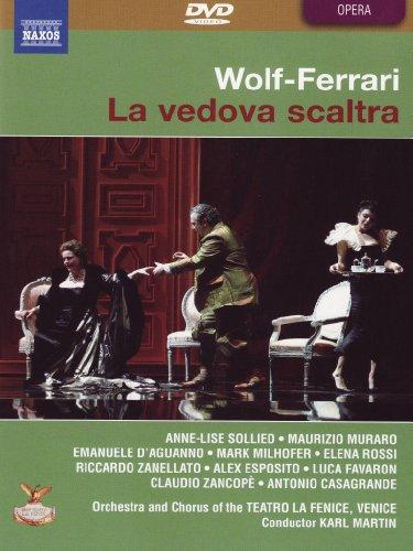 Wolf-Ferrari - La Vedova Scaltra (Martin) [2007] [DVD] [2008]