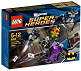 LEGO Super Heroes Catwoman Catcycle City Chase 6858 (Lego Superheroes - 6858 & 5702014842298)