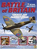 Helen (Designer), and Kelleher, Damian (Text by) Boyle Battle of Britain: Sticker and Activity Book (RAF Squadron Series)