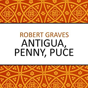 Antigua, Penny, Puce Audiobook