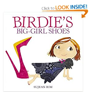 Birdie's Big-Girl Shoes