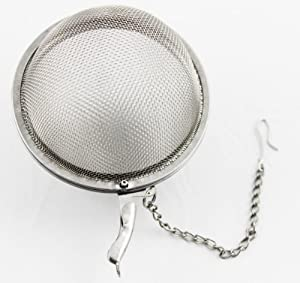 Home Value 10 Count Stainless Steel Mesh Tea Ball by HV