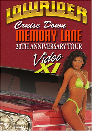 Lowrider Magazine's Cruise Down Memory Lane Video XI