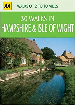 50 WALKS IN HAMPSHIRE and ISLE OF WIGHT 0749563915 The Fast Free Shipping