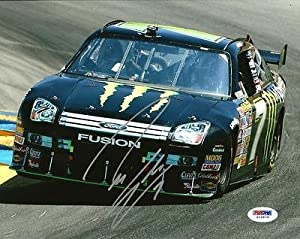 Signed Robby Gordon Picture - MONSTER ENERGY RACING 8x10 COA - PSA DNA Certified -... by Sports Memorabilia