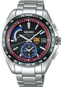 Seiko Brightz FCB Radio Wave Control Solar Watch SAGA121 Limited Edition (Japan Import)