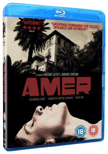 Amer [Blu-Ray] [UK Import]