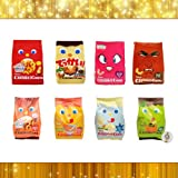 Japan Snacks /Japan Cookies /Japan Biscult -Tohato Caramel Corn Collection (8 Flavors)