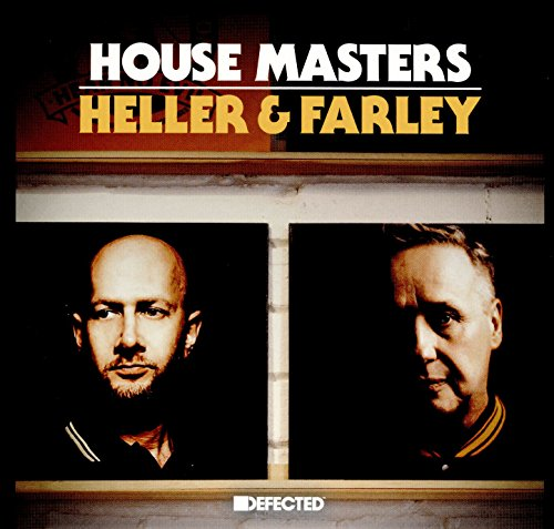 VA - Defected Presents House Masters Heller and Farley - (HOMA525CD) - 3CD - FLAC - 2016 - WRE Download