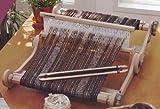 【ハマナカ】オリヴィエ アルテアH601-002★本格手織 織・美・絵  折りたたみ式 手織り機