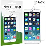 iPhone 6 screen protector - INVELLOP Crystal Clear screen protector for iPhone 6 Air (Tempered Glass)