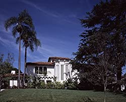 Bugsy Siegel's Last Address in Beverly Hills, California Photograph - Beautiful 16x20-inch Photographic Print by Carol M. Highsmith
