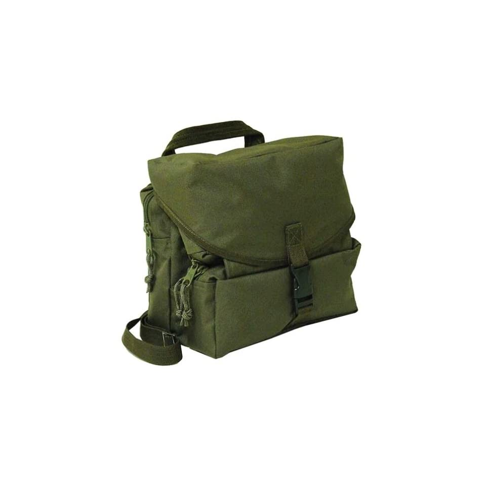 MOLLE Compatible Military Style M3 Medic Bag, Combat Medical Kit, Olive Drab