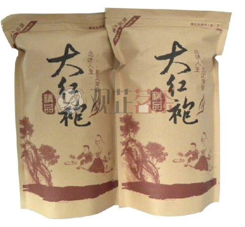 Kim Medall 100G Moderate Fire Organic Chinese Wuyi Da Hong Pao Tea Big Red Robe Nib