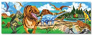 Melissa & Doug Land of Dinosaurs Floor Jigsaw Puzzle (48 Pieces)