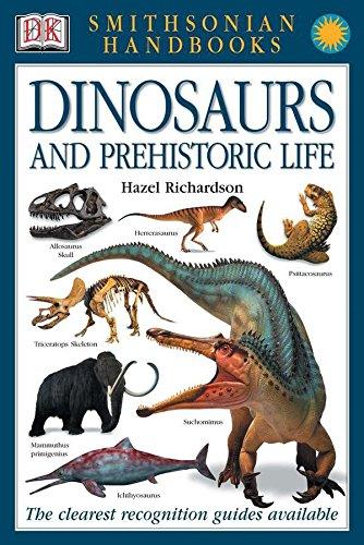 Dinosaurs and Other Prehistoric Animals (Smithsonian Handbooks), Richardson, Hazel