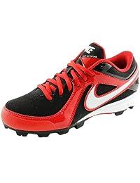 Nike MVP Keystone Low LE GS US 5y M (Black/White/VarsityRed)